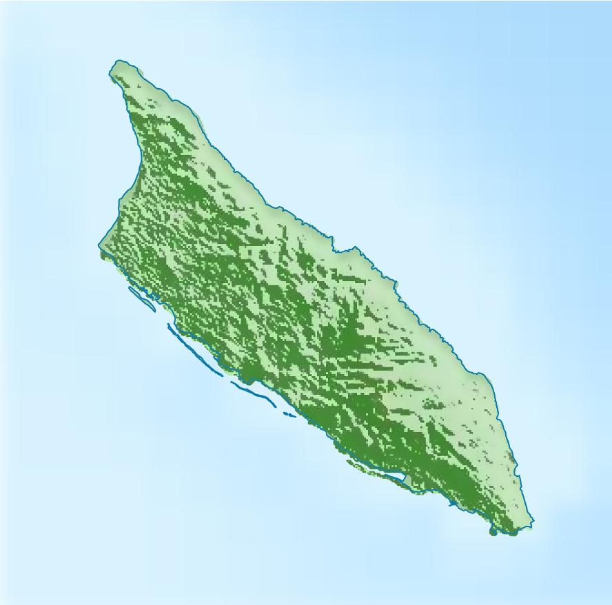 FileAruba Relief Location Mapjpg Wikimedia Commons - Aruba physical map