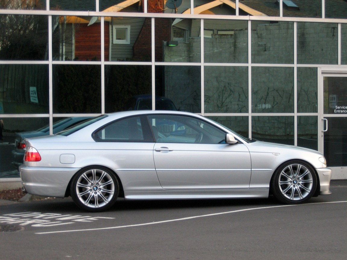 2006 E46 330ci Coupe Which Wheel Looks The Best