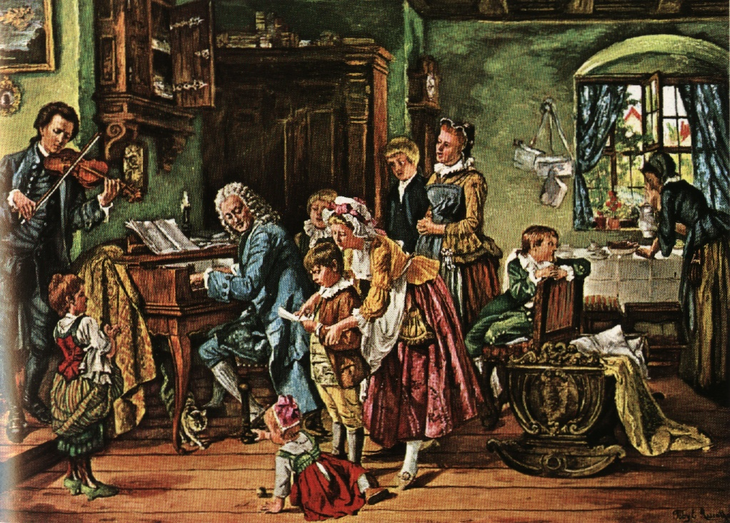 File:Bach family morning Rosenthal.jpg - Wikimedia Commons