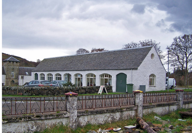 File:Balmacara Square - former stables - geograph.org.uk - 1590889.jpg
