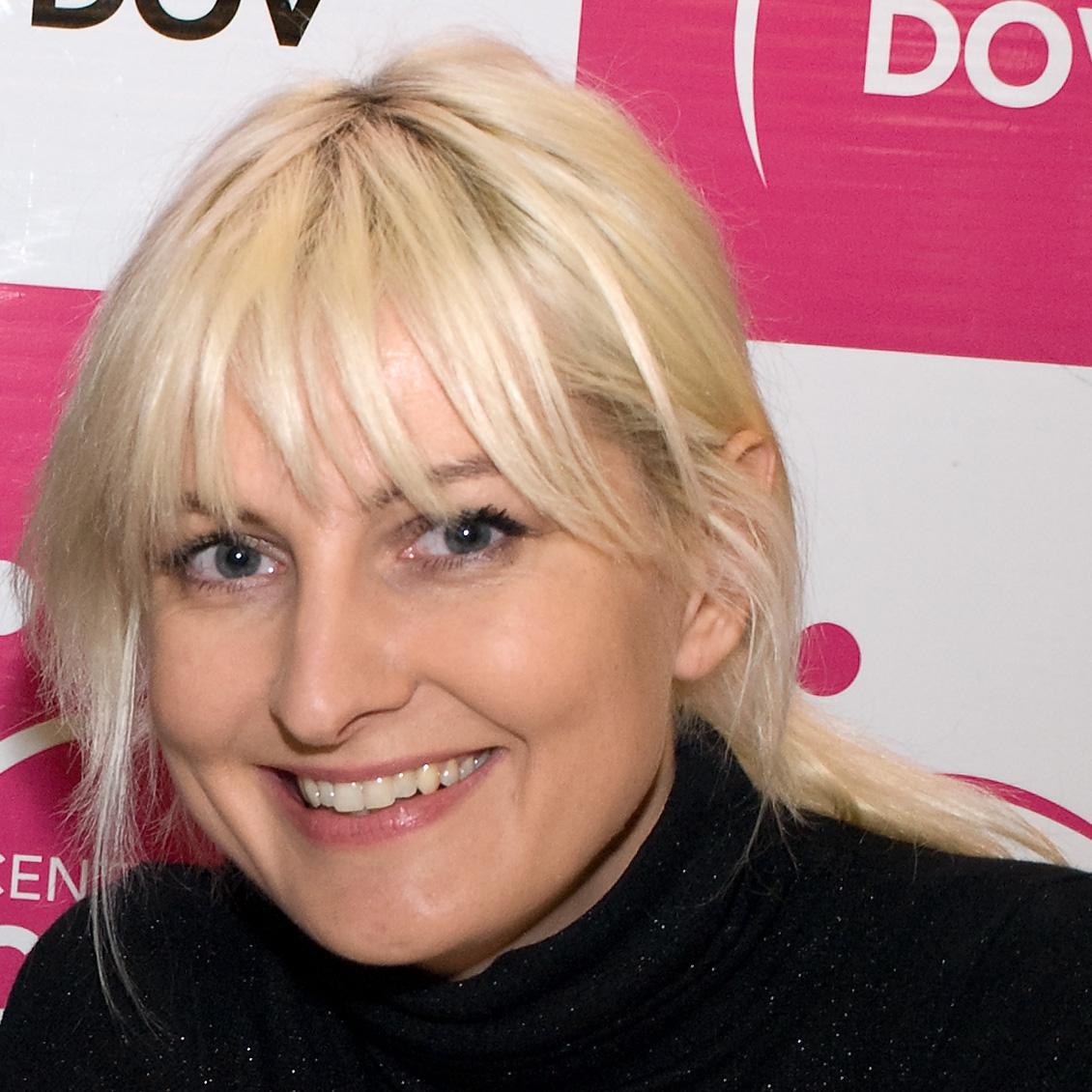 Bára Nesvadbová in November 2010