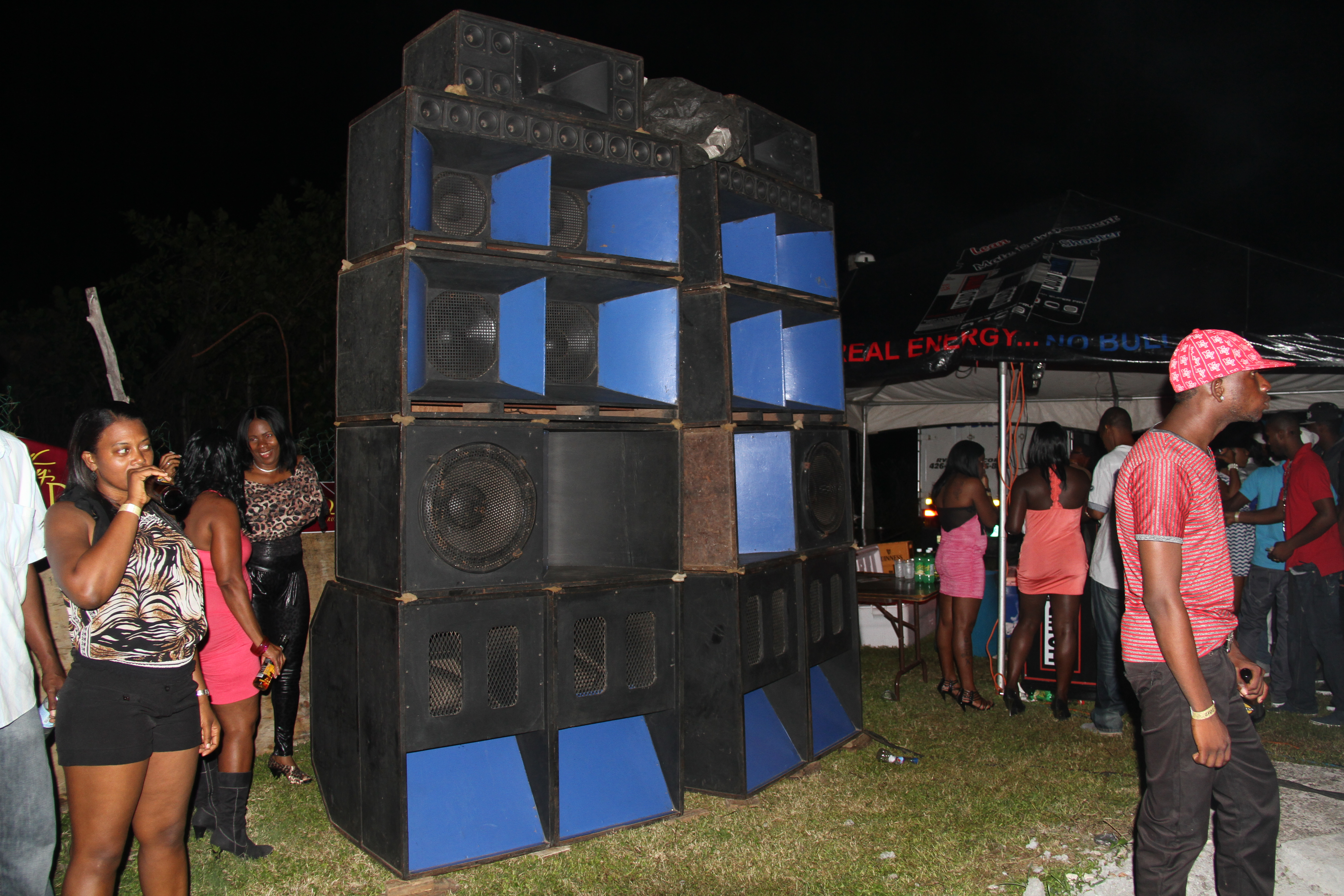 jamaican sound system speaker boxes. file:bass odyssey sound system speaker column, tropical hut, st. mary, jamaican boxes