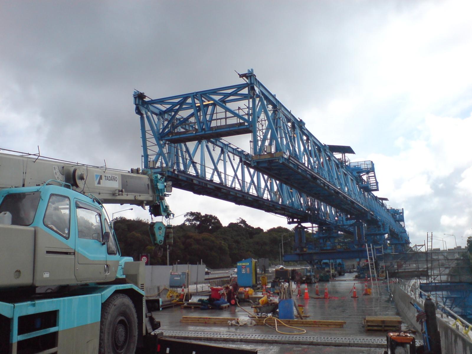 Big Blue (crane)