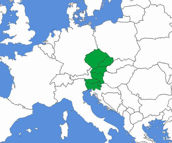 České království za vlády Otakara II.