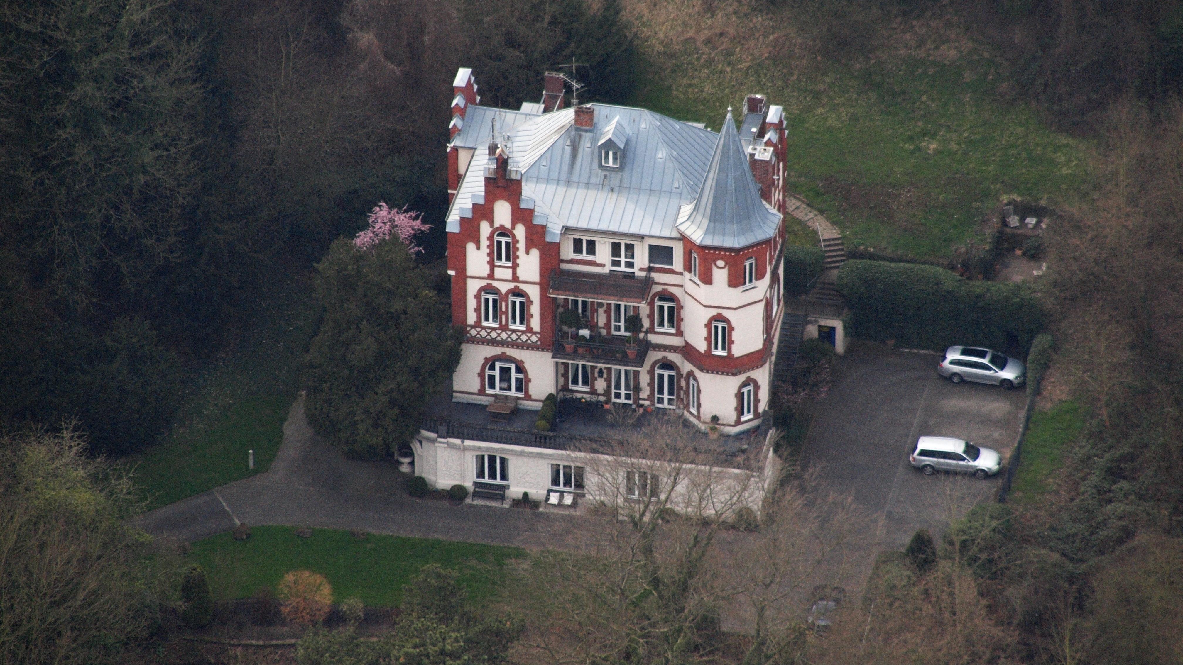 Filebonn Rosenburgweg 26 Villa Kleinbussmann 001jpg Wikimedia
