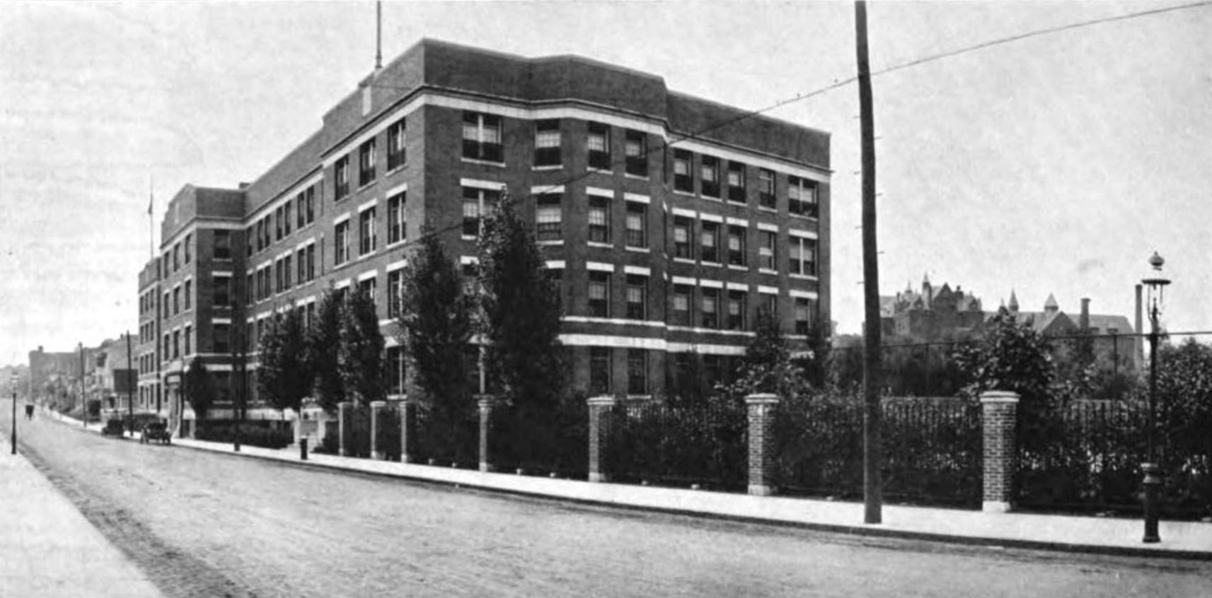 Massachusetts Mental Health Center Wikipedia