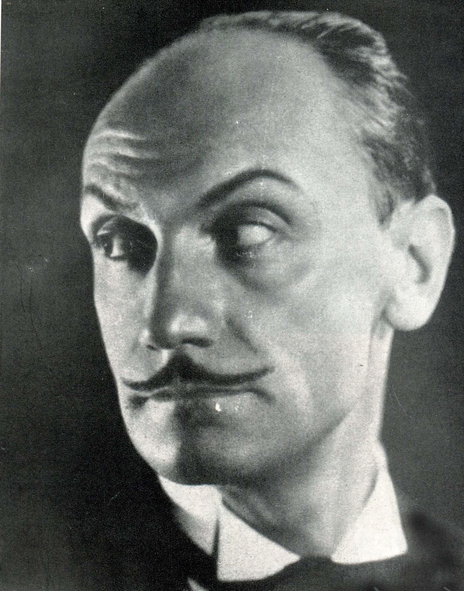 Image of Anton Giulio Bragaglia from Wikidata