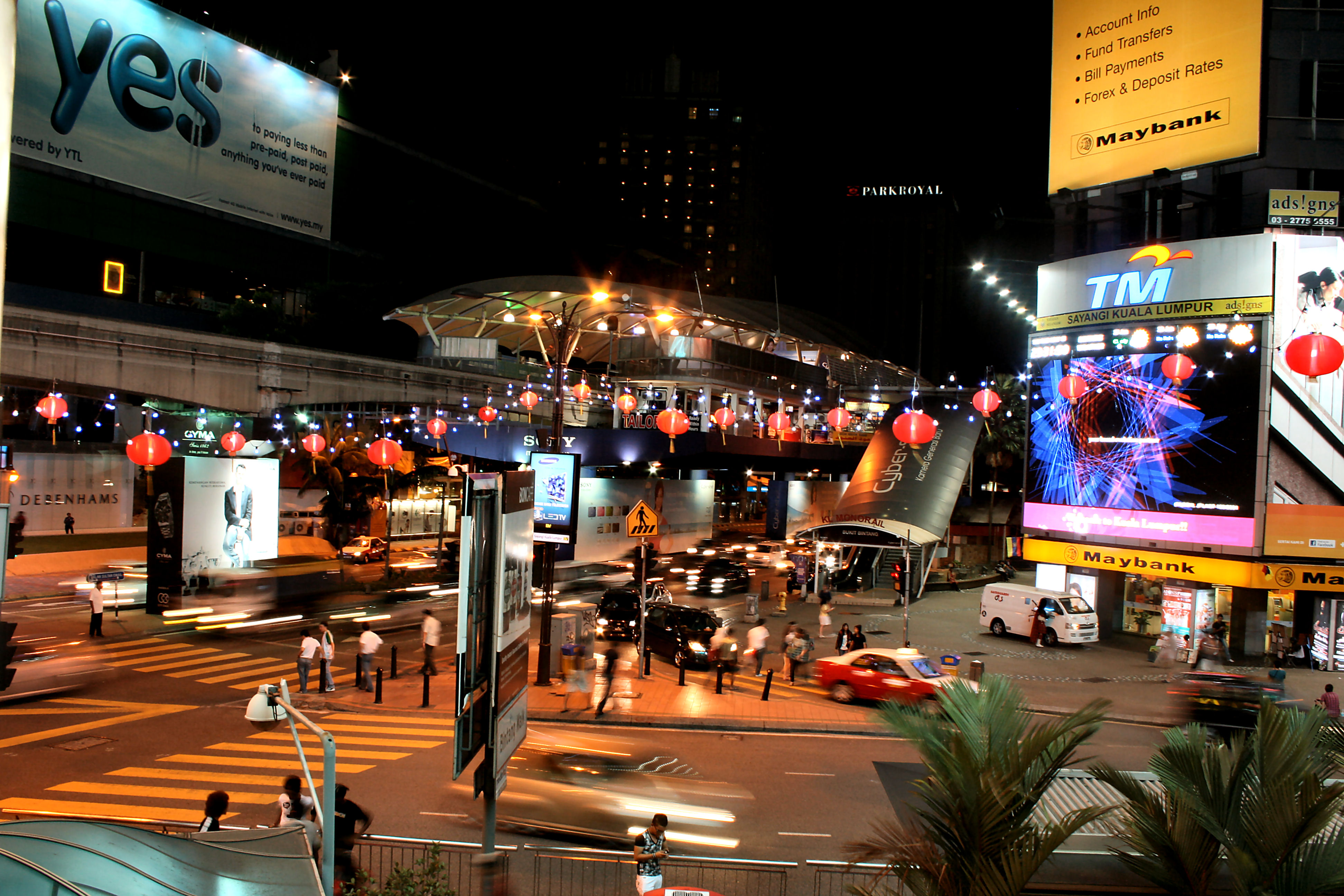 Top 10 Places to go in Kuala Lumpur
