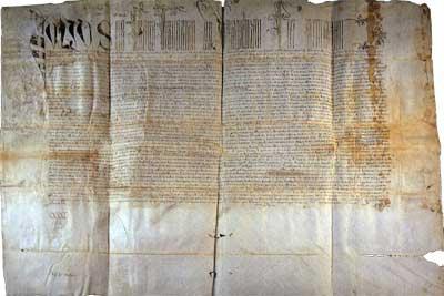 Bulle Julius' II. von 1505
