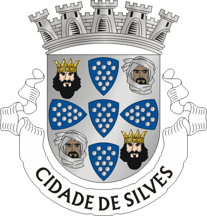Fitxer:COA of Silves municipality (Portugal).png