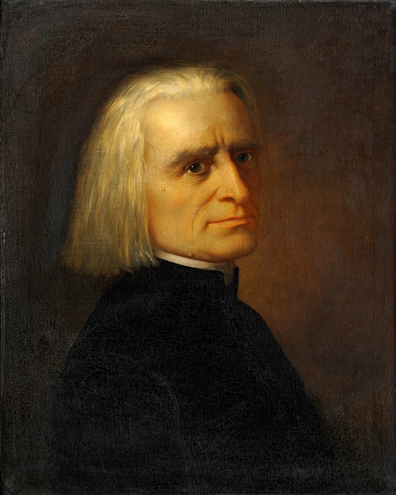 wiki List of works by Franz Liszt