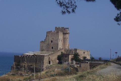 Il Castello di Roseto Capo Spulico.