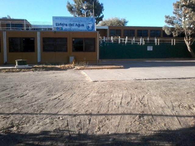Sede CENPAT en [[Puerto Madryn