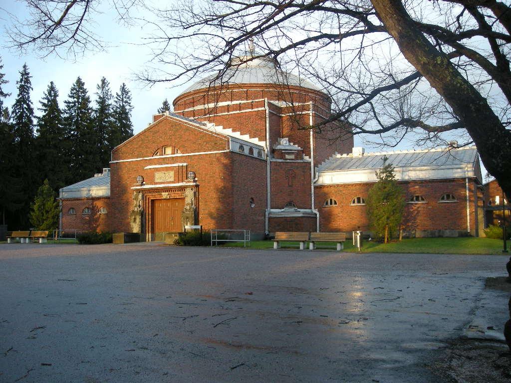 Helsingin hautausmaat – Wikipedia