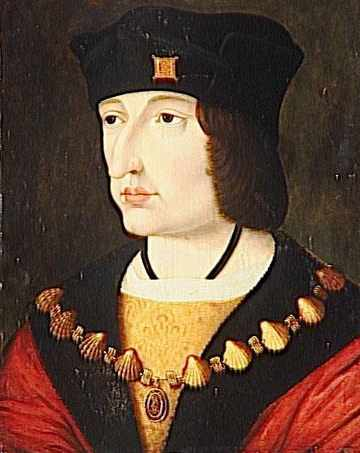 Charles VIII, called the Affable, who was King of France from 1483 to his death in 1498