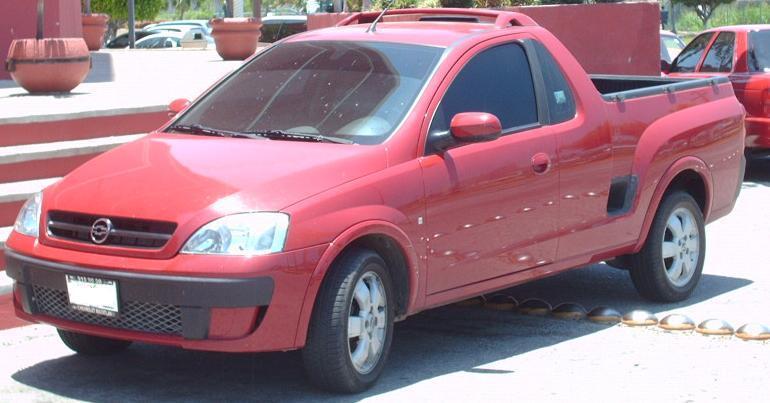 Chevrolet Montana — Wikipédia