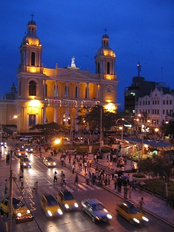 Chiclayo (stad) - Wikipedia