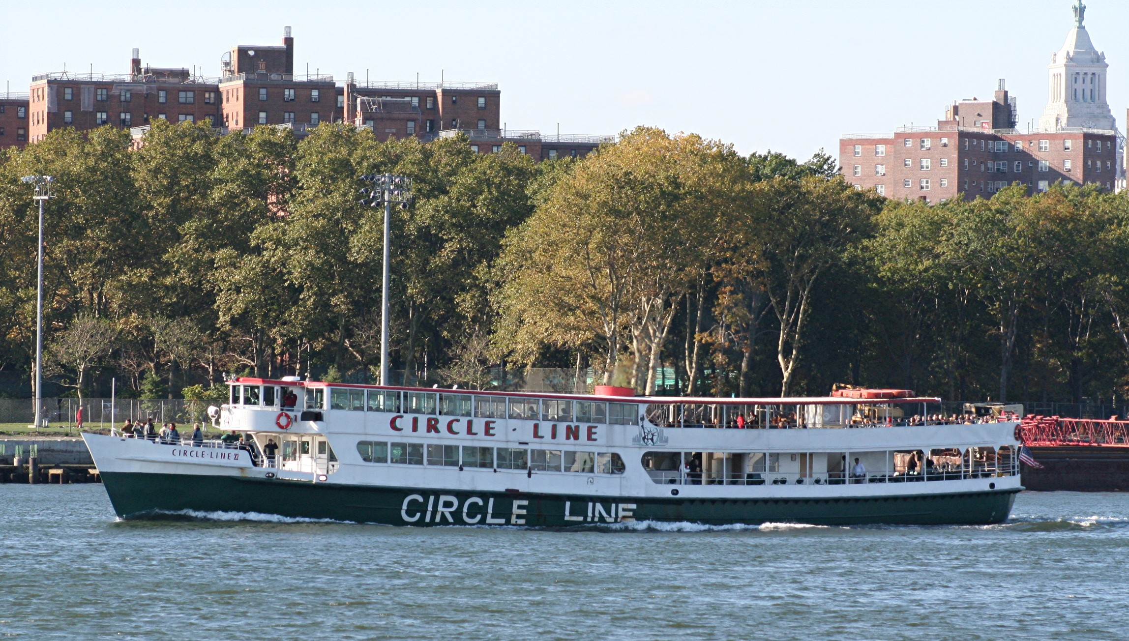 CIRCLE LINE Sightseeing Cruises - Wikipedia, the free encyclopedia