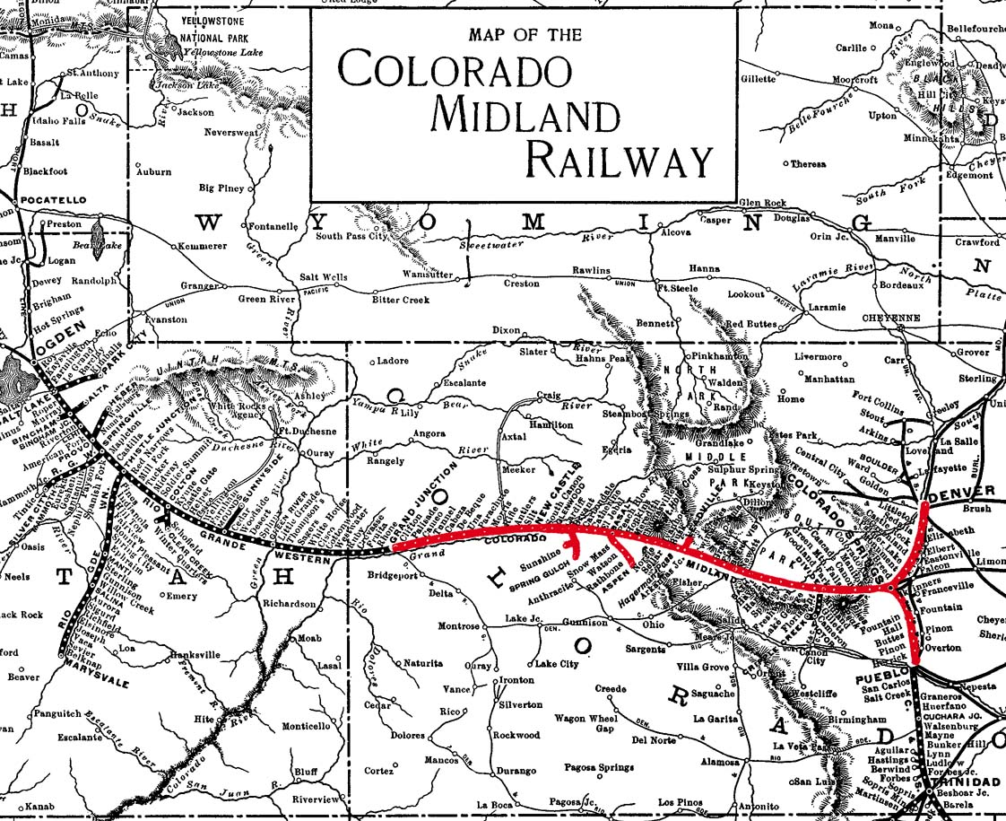 denver colorado map usa with File Colorado Midland Railway Map on In Flea Markets furthermore Indianapolis Location On The Us Map besides Colorado together with Tourism G33388 Denver Colorado Vacations in addition K5sk Aspen Co Boulder Colorado.