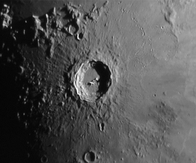 Copernicus lunar crater
