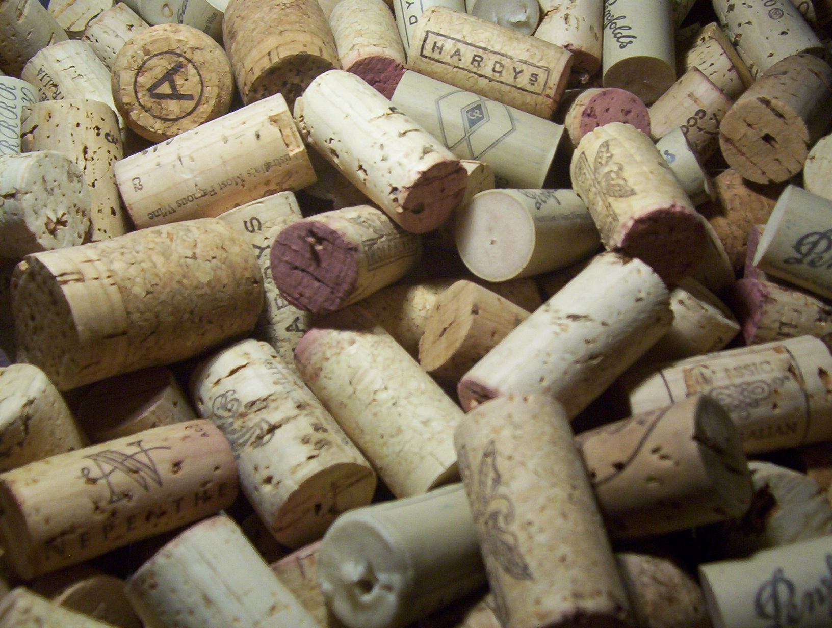 Old Wine Cork Completely Crumbled Can Drink This Wine