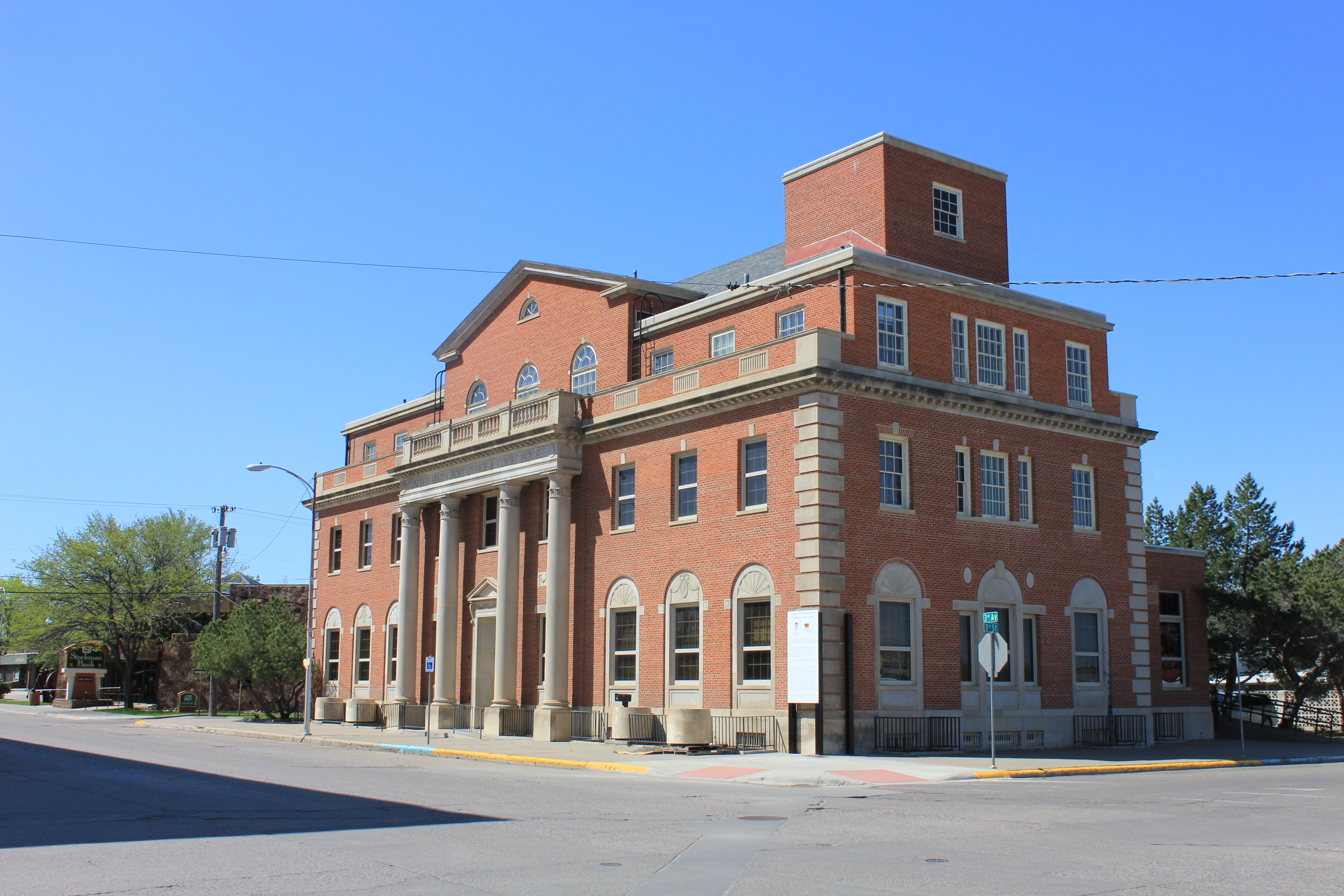 Old Post Office Building