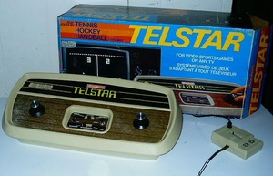 English: Coleco Telstar. Picture taken myself,...