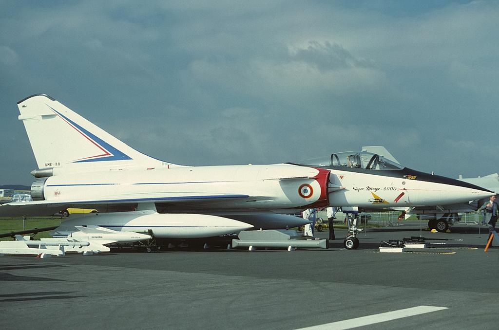 Image result for Dassault Mirage 4000