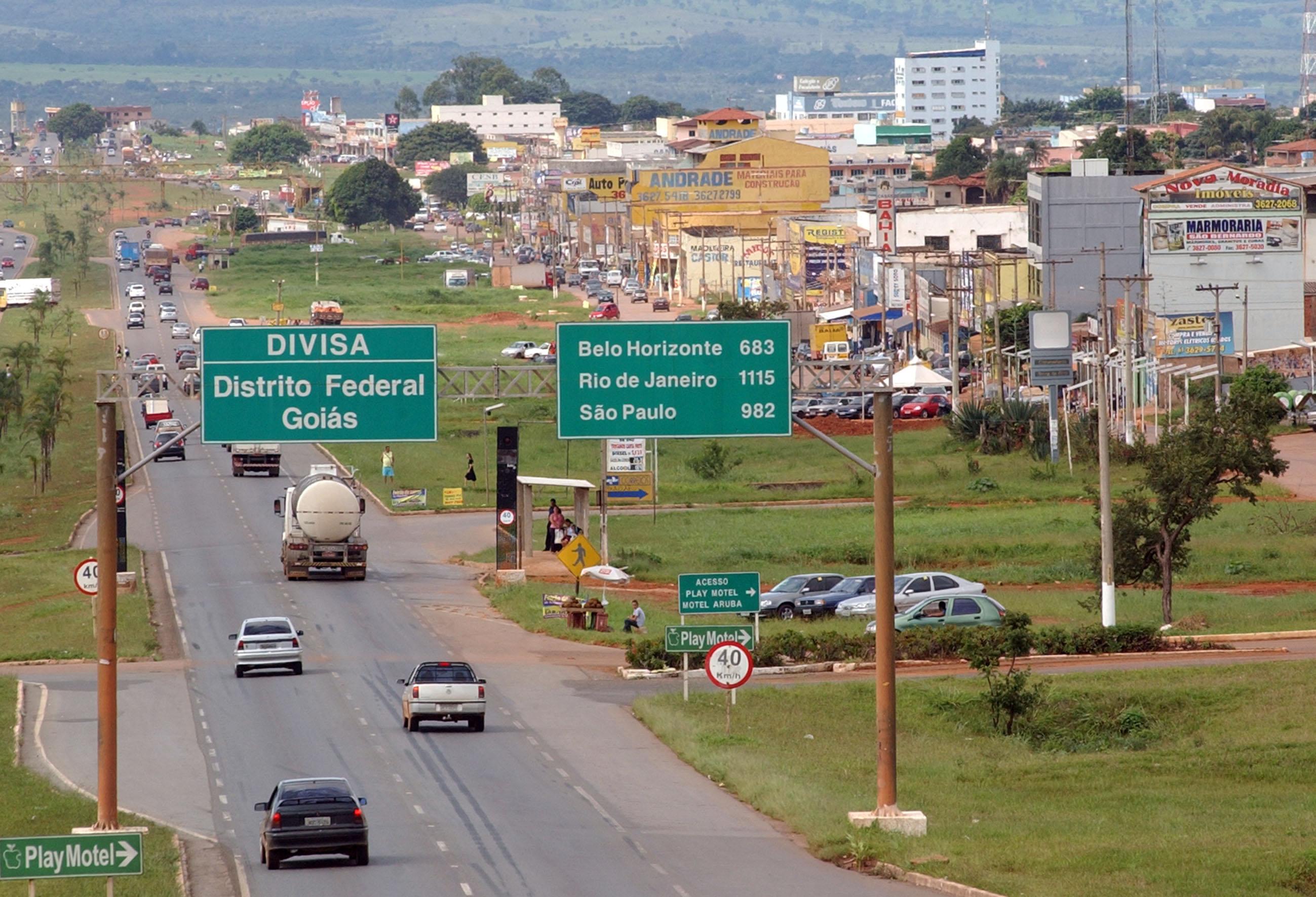 Valparaíso de Goiás – Wikipédia, a enciclopédia livre