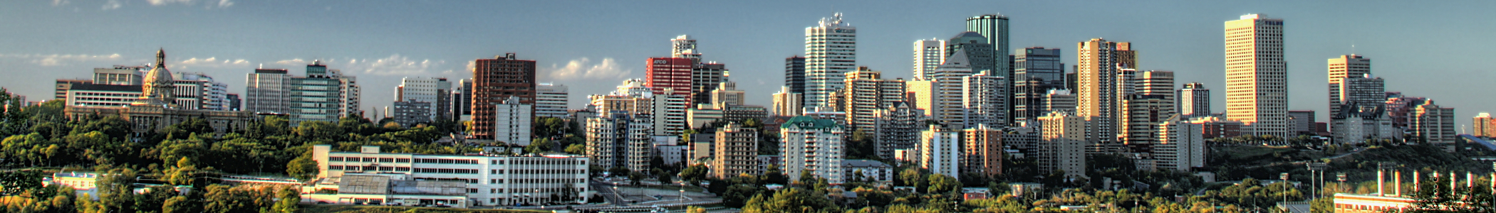 Image result for edmonton view for website banner