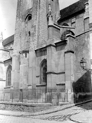 File eglise base du clocher fontenay sous bois - Office du tourisme fontenay sous bois ...