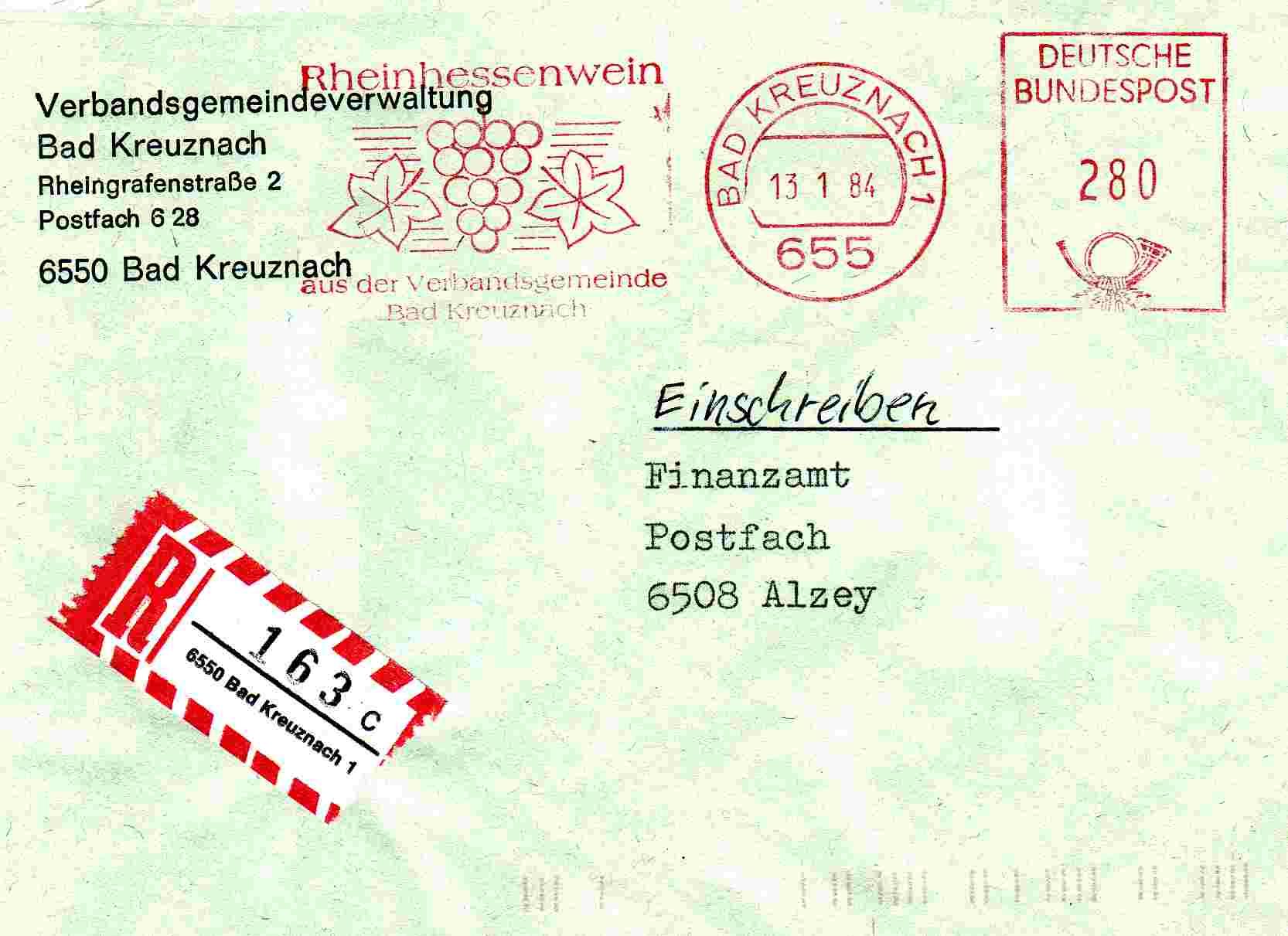 Brief Mit Einschreiben : Einschreiben wikipedia