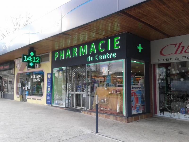 Val d oise trouver une pharmacie via ouest 95 france ile for Pharmacie de la claire