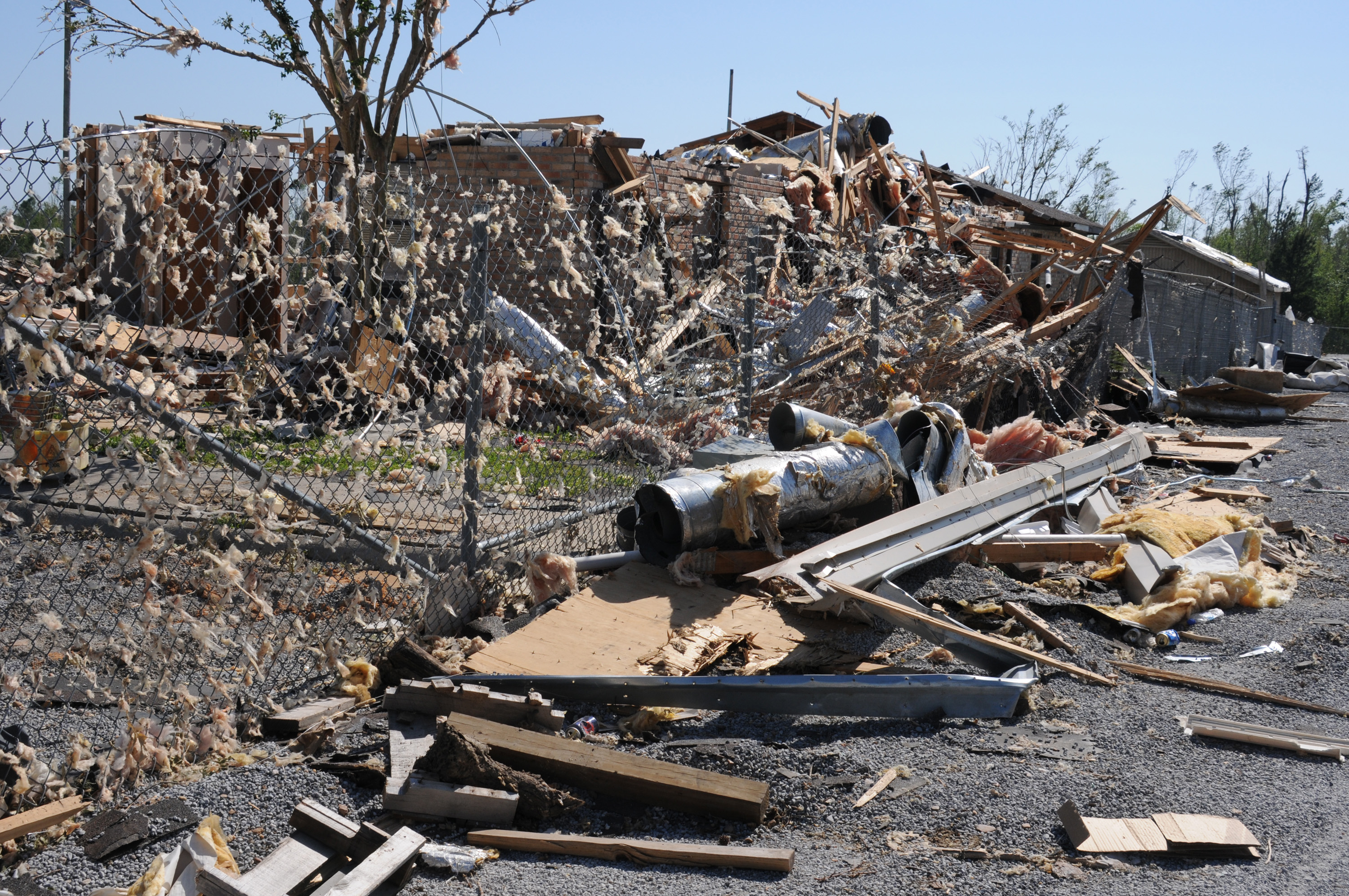 Texas Natural Disaster From