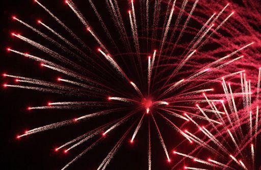 Feuerwerk Theresienwiese Muenchen