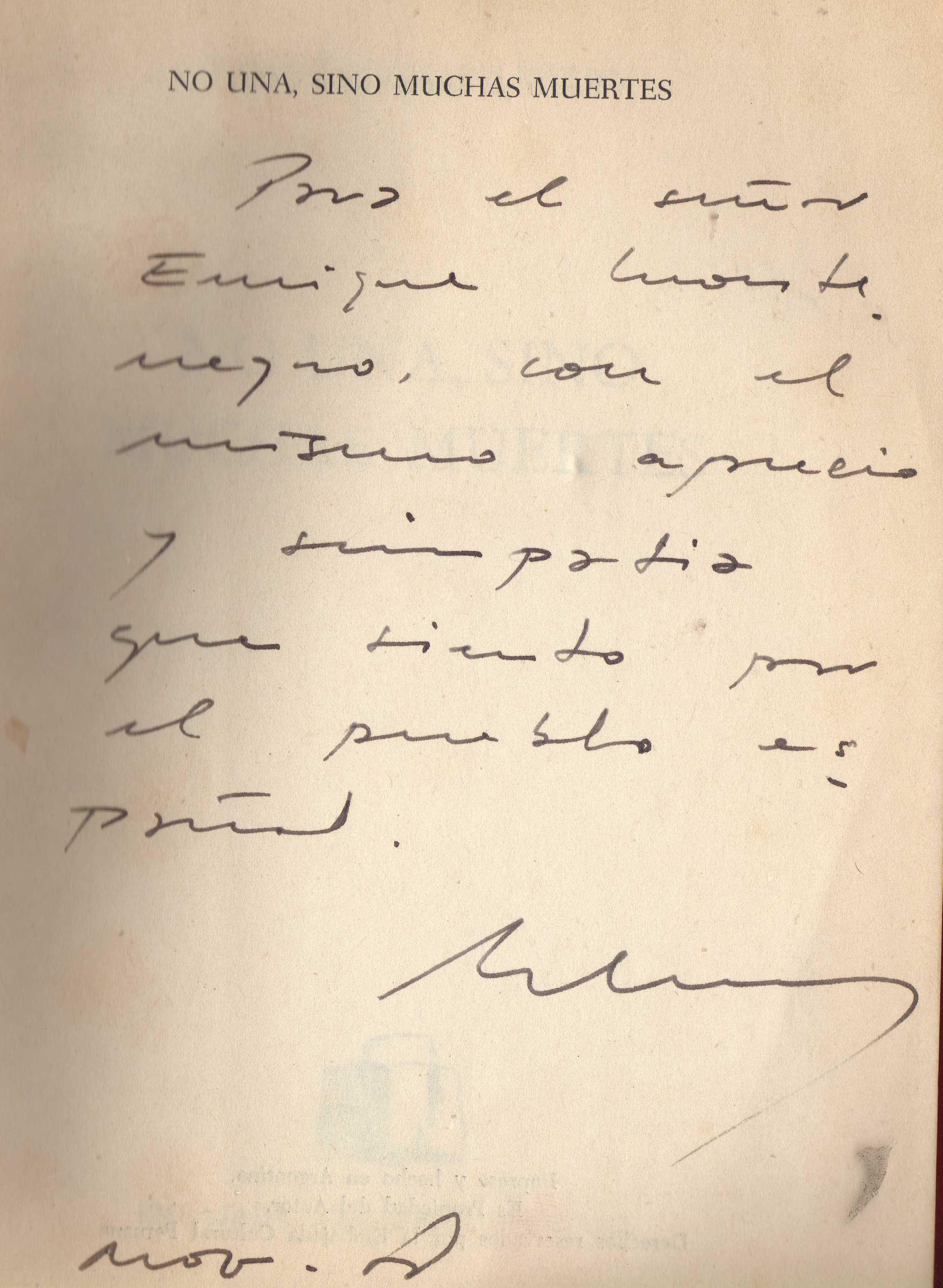 Description Firma y dedicatoria de Enrique Congrains Martin.jpg