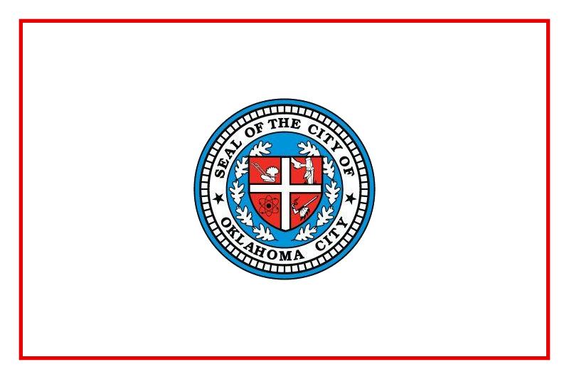 File:Flag of Oklahoma City, Oklahoma.png