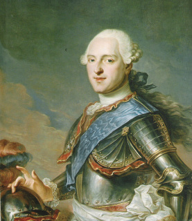 Prince Francis Xavier of Saxony Co-Regent of the Electorate of Saxony
