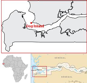 FileGambia Dog Island location mappng Wikimedia Commons