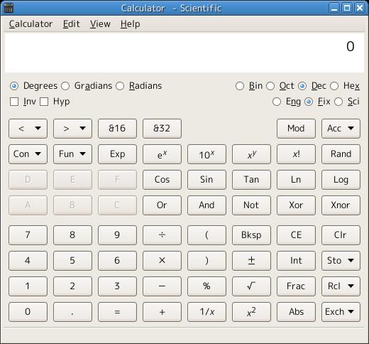 Calculator 555 timer oscillator