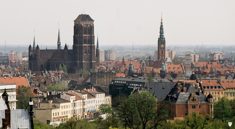 Old City Gdańsk