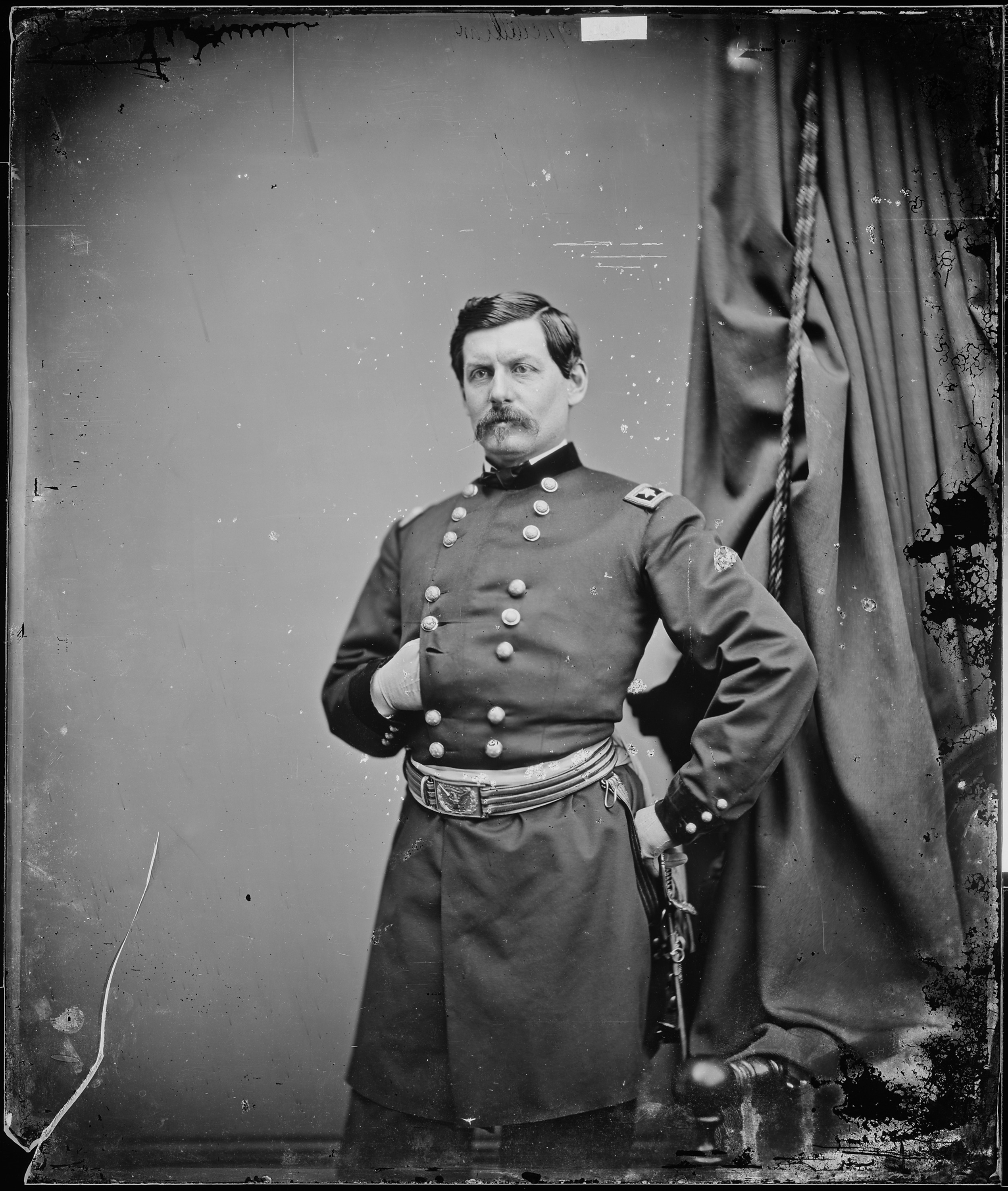 Image result for General George McClellan