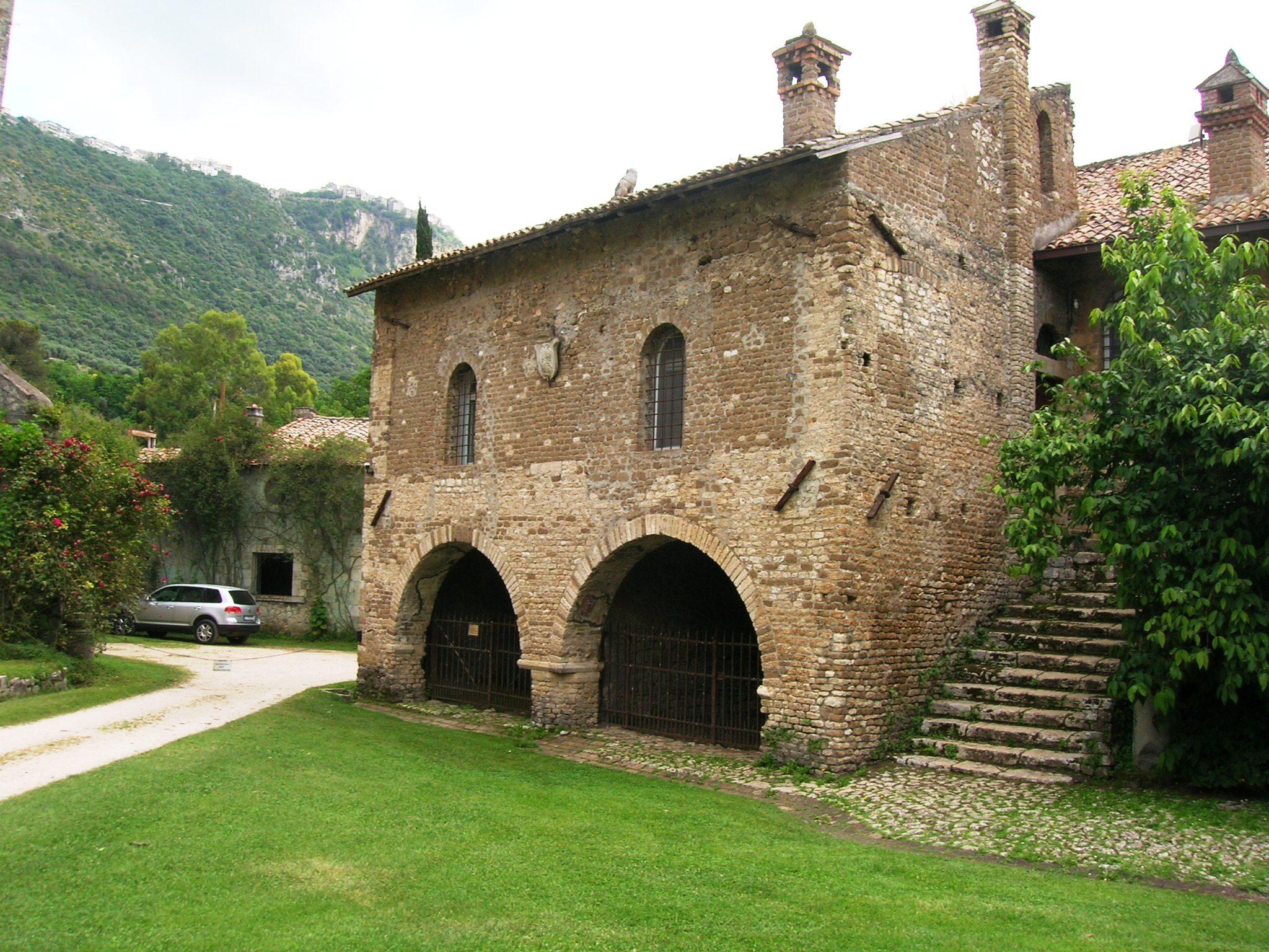 Historie Medievali Il Giardino Di Ninfa