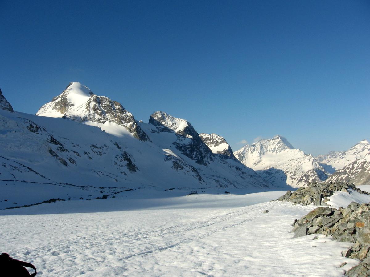 Glacier otemma Archnotitia