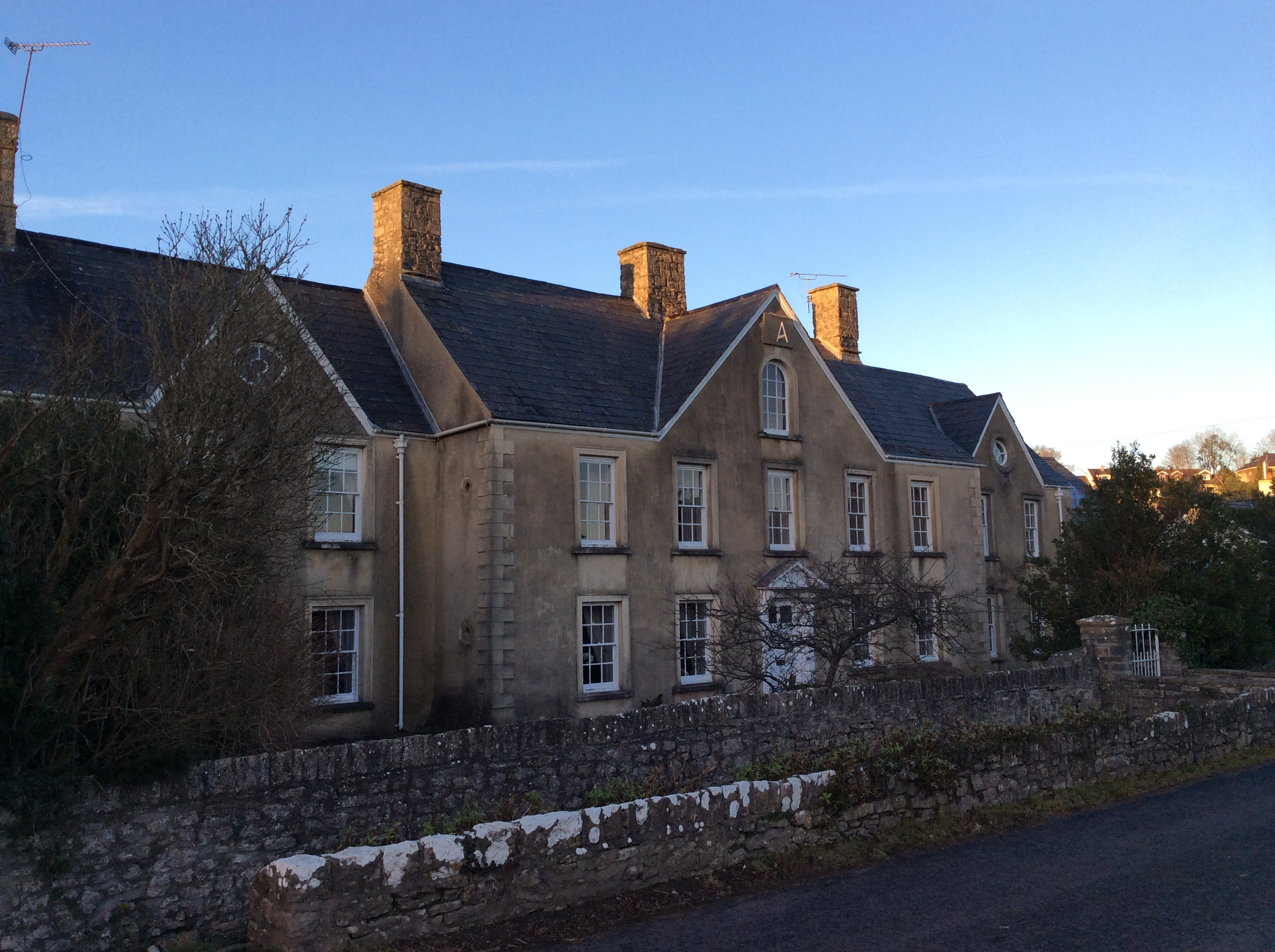 file great house cowbridge jpg wikimedia commons