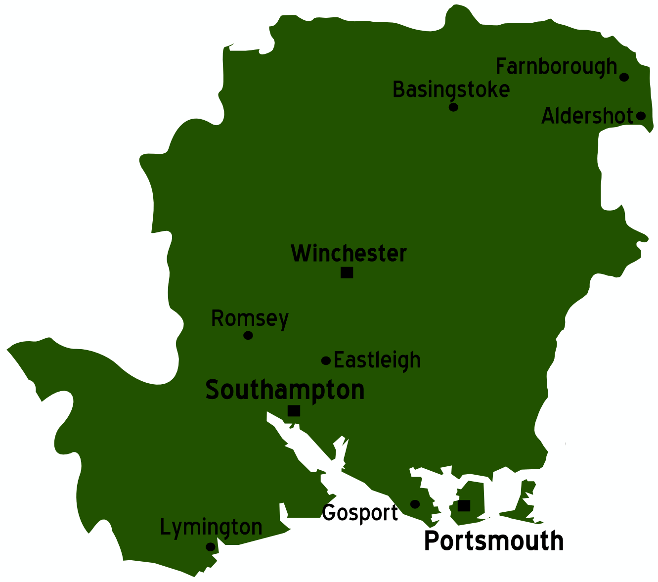 File Hampshire Map Png Wikimedia Commons