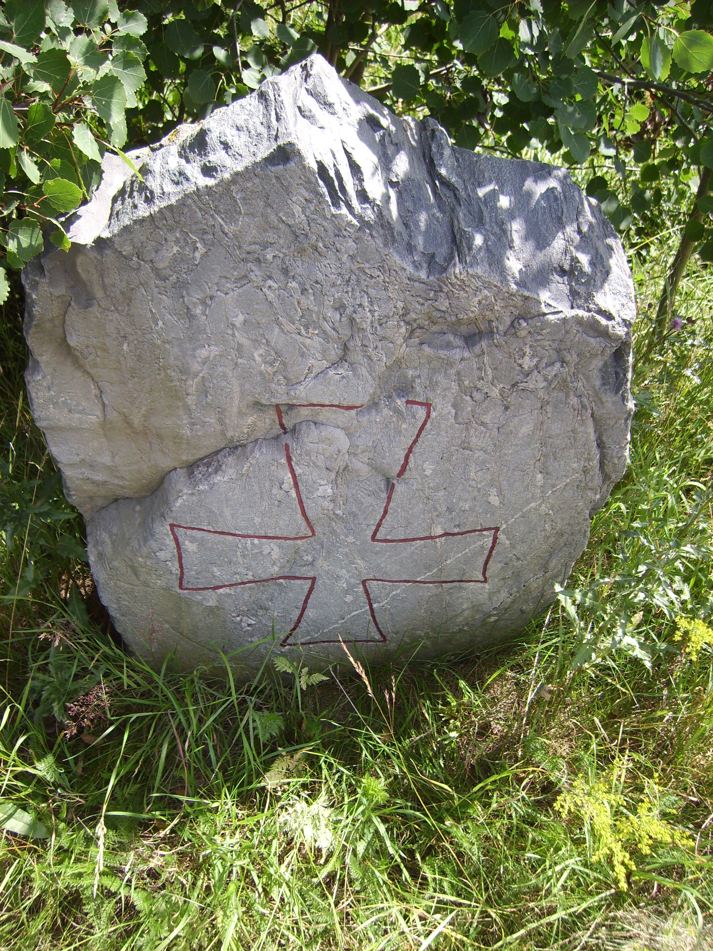 Fil:Herstaberg, The Kvillinge parish. Runestone - Wikipedia
