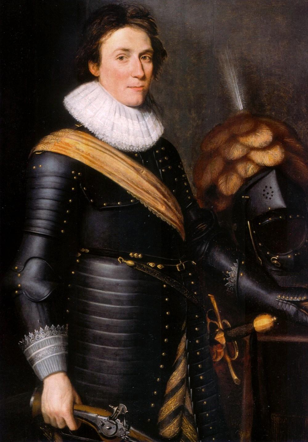 Image result for conde de Tilly y Christian von Braunschweig