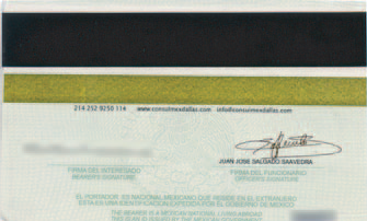 Cid back Card Mexican - Wikipedia File high-security png
