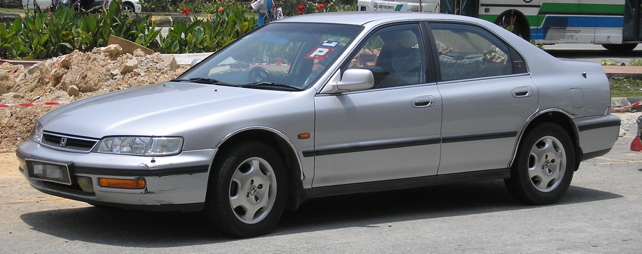 File honda accord fifth generation first facelift for Honda accord generations